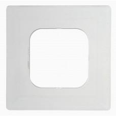 3422.1008.8 Рамка для выключателей или розеток для защиты обоев прозрачная 72x72 3 шт./блистер