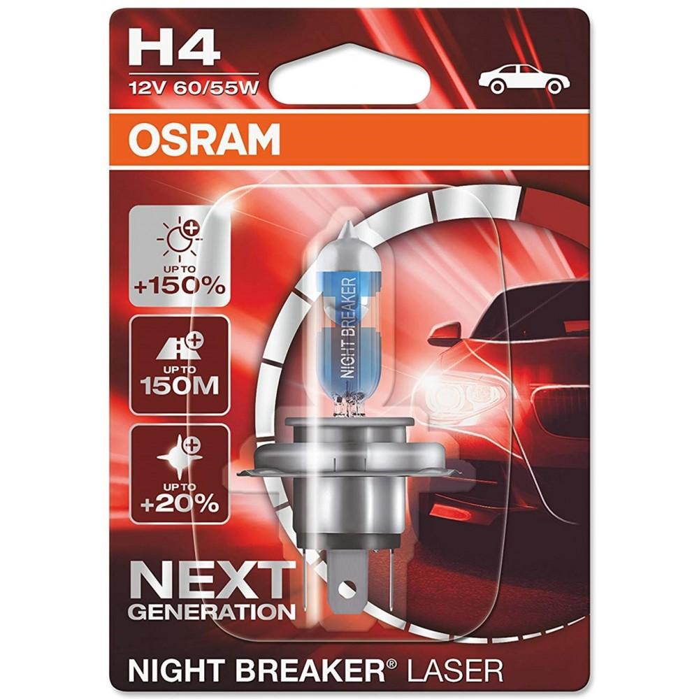 64193NL-01B 60/55W P43t H4 OSRAM