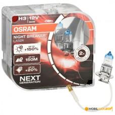 64151NL-HCB 55W 12V PK22S OSRAM DUOBOX