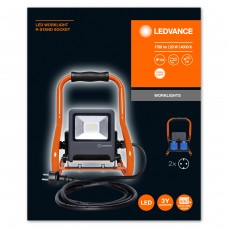 LED WORKLIGHT R-STAND SOCKET 20 W 4000 K 4058075321304