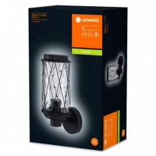 ENDURA CLASSIC Cage Up E27 BK 3 4058075206403
