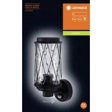 ENDURA CLASSIC Cage Up Sensor E27 BK 3 4058075206427