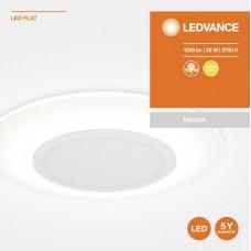 LED FLAT 20 W 2700 K 4058075228399