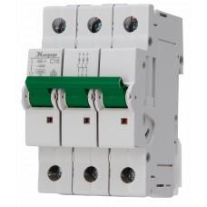 7216.3107.5 Автоматический выключатель MCB C 16A 3P