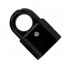 GN - 11 B Мобильная розетка черная с кольцом 2.5A 250V TIMEX