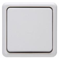 5136.0200.5 Выключатель РТ одноклавишный белый