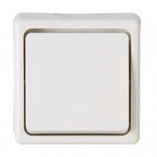 5176.1304.5 PT выключатель одноклавишный белый BASIC