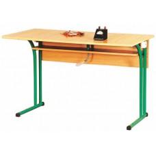 Стол лабораторный физический (покрытие - пластик)