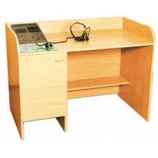 Стол учителя для лингафонного кабинета