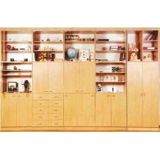 Стенка для кабинетов  истории, географии и биологии