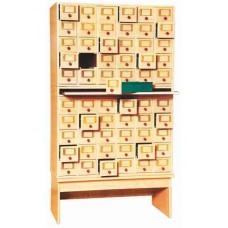 Шкаф картотечный (30 шухл.)