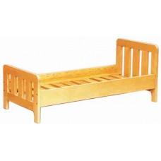 Кроватка детская из натуральной древес.(1450х660х650)
